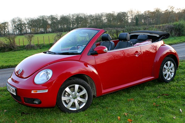 Volkswagen Beetle Cabriolet (2003 - 2010) Used Prices
