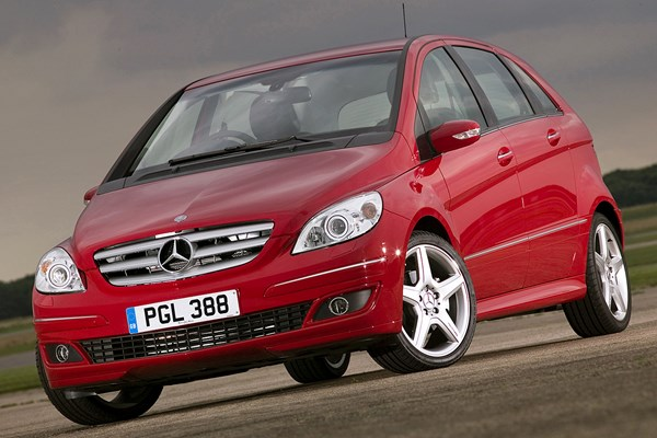 Mercedes-Benz B-Class (2005 - 2011) Used Prices