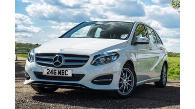 Mercedes-Benz B-Class Estate B 180 Exclusive Edition 5d
