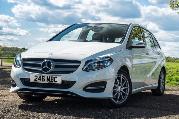 Mercedes-Benz B-Class (2012 onwards) Used Prices