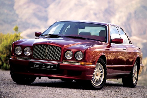 Bentley Azure/Continental Coupé (1992 - 2003) Used Prices