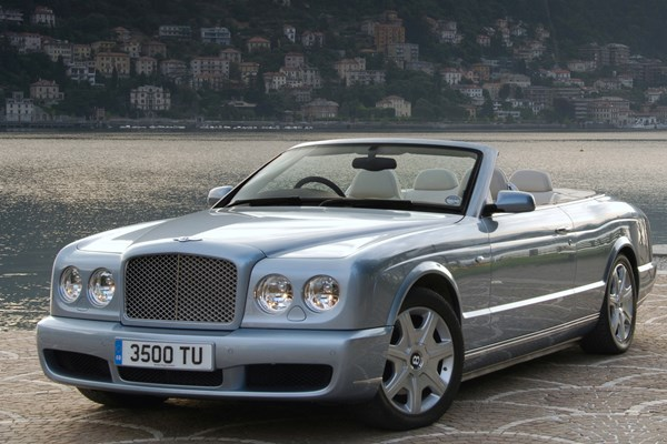 Bentley Azure/Continental Convertible (1981 - 2009) Used Prices