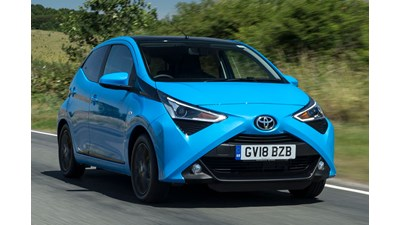 Toyota Aygo Hatchback X 1.0 VVT-i (05/2018 on) 3d