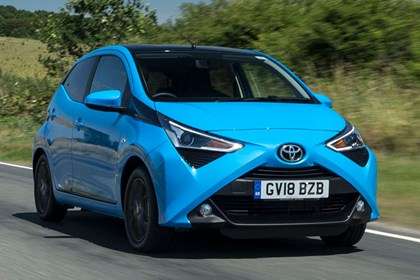 Toyota Aygo Specs Dimensions Facts Figures Parkers