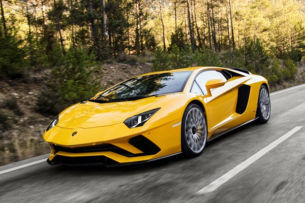 Lamborghini Aventador 11 On Rated 4 Out Of 5