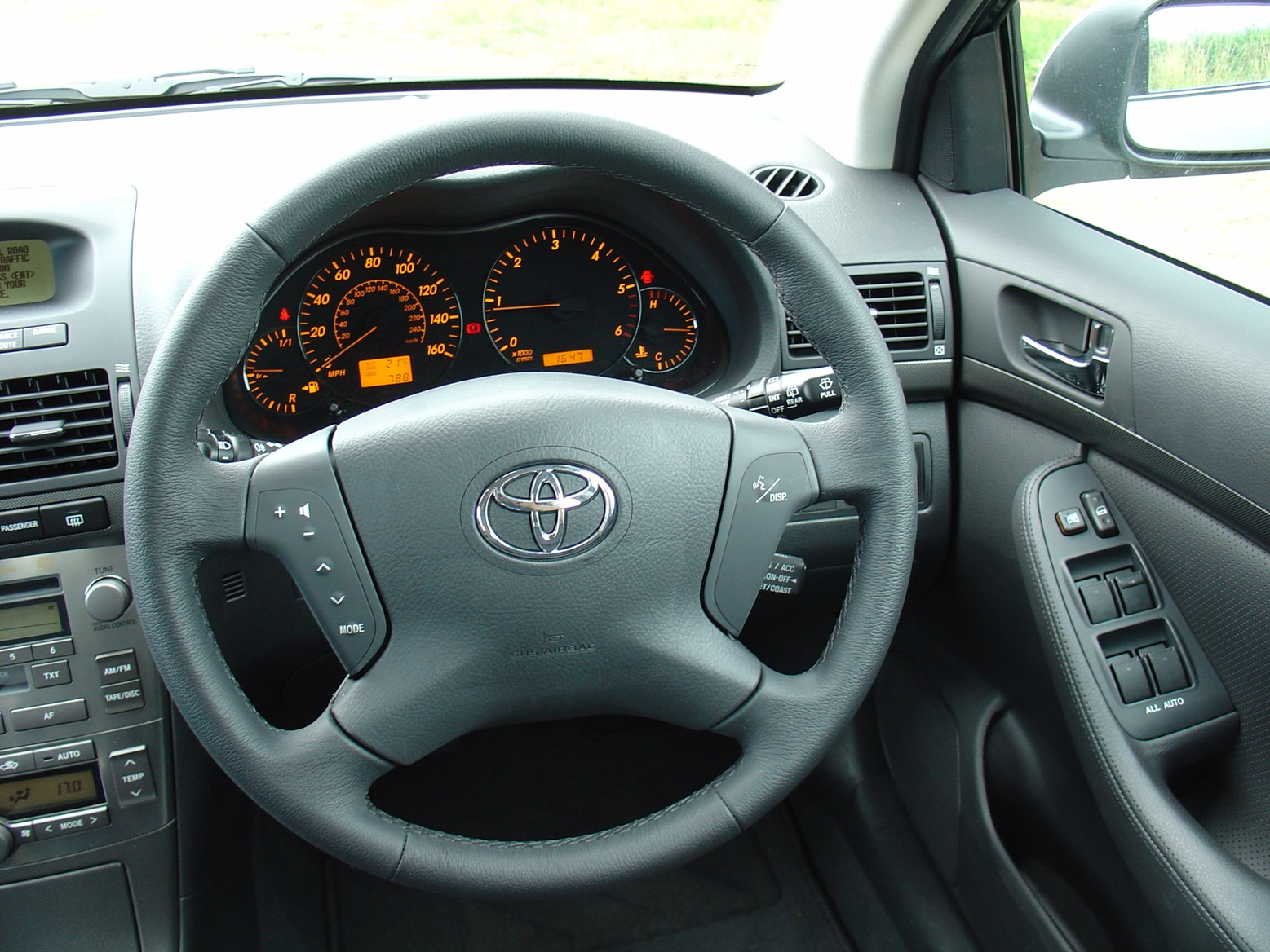 Toyota Avensis (2007) - pictures, information &amp- specs
