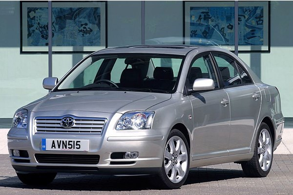 Toyota Avensis Saloon (2003 - 2008) Used Prices
