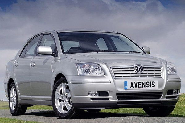 Toyota Avensis Hatchback (2003 - 2008) Used Prices