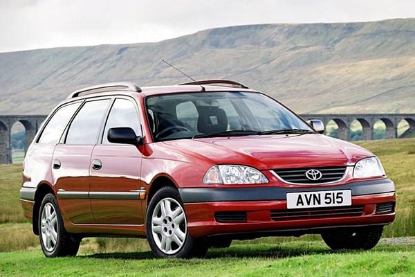 Toyota Avensis Estate (1997 - 2003) Used Prices