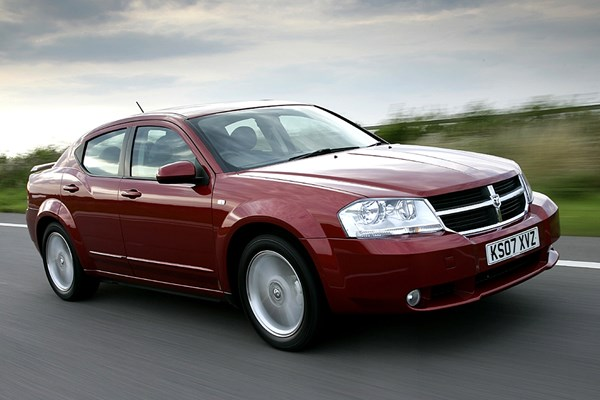 Dodge Avenger (2007 - 2009) Used Prices