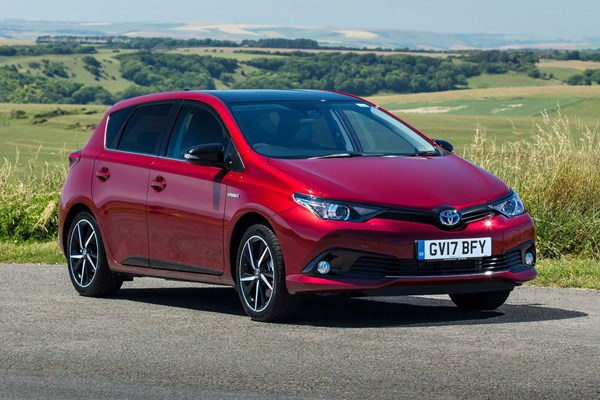 Toyota Auris (12 on) - rated 3.5 out of 5