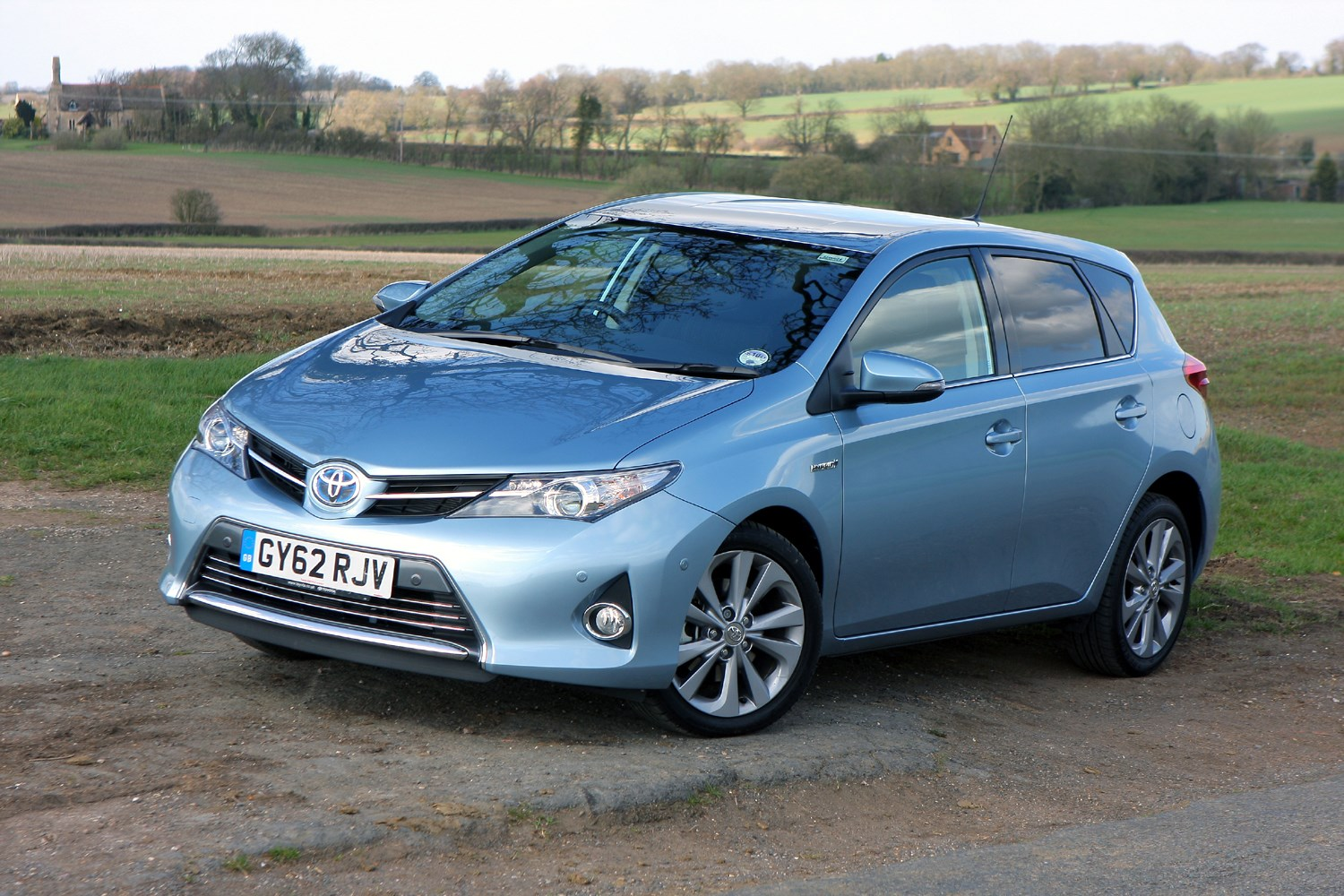 toyota auris hatchback 2012 photos parkers. Black Bedroom Furniture Sets. Home Design Ideas