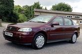 Vauxhall Astra Saloon 1998-