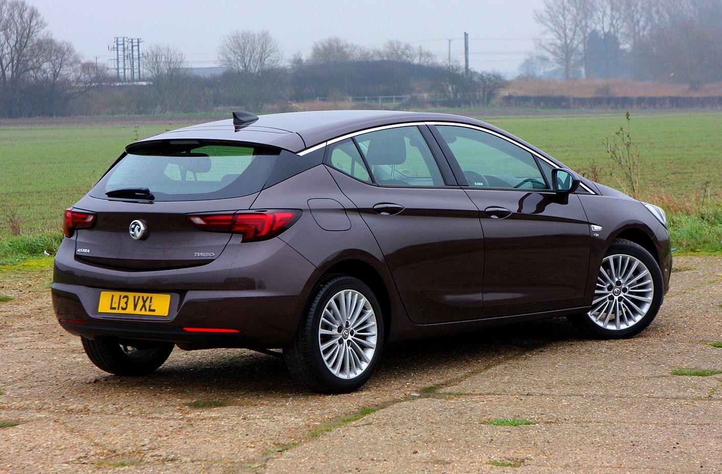 Vauxhall Astra Hatchback Review Parkers