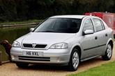 Vauxhall Astra Hatchback 1998-