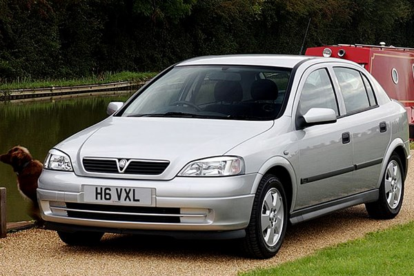 Vauxhall Astra Hatchback (1998 - 2005) Used Prices