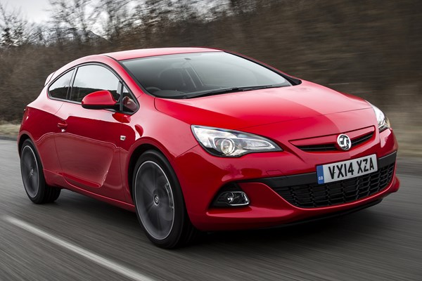 Vauxhall Astra GTC Coupe (2011 onwards) Used Prices
