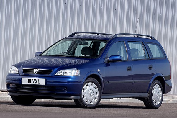Vauxhall Astra Estate (1998 - 2004) Used Prices