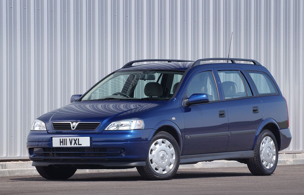 Vauxhall Astra Estate (1998 - 2004) Photos   Parkers
