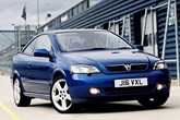 Vauxhall Astra Coupe 2000-
