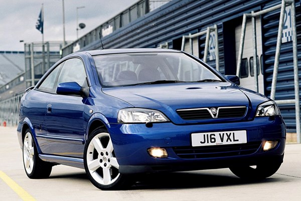 Vauxhall Astra Coupé (2000 - 2004) Used Prices