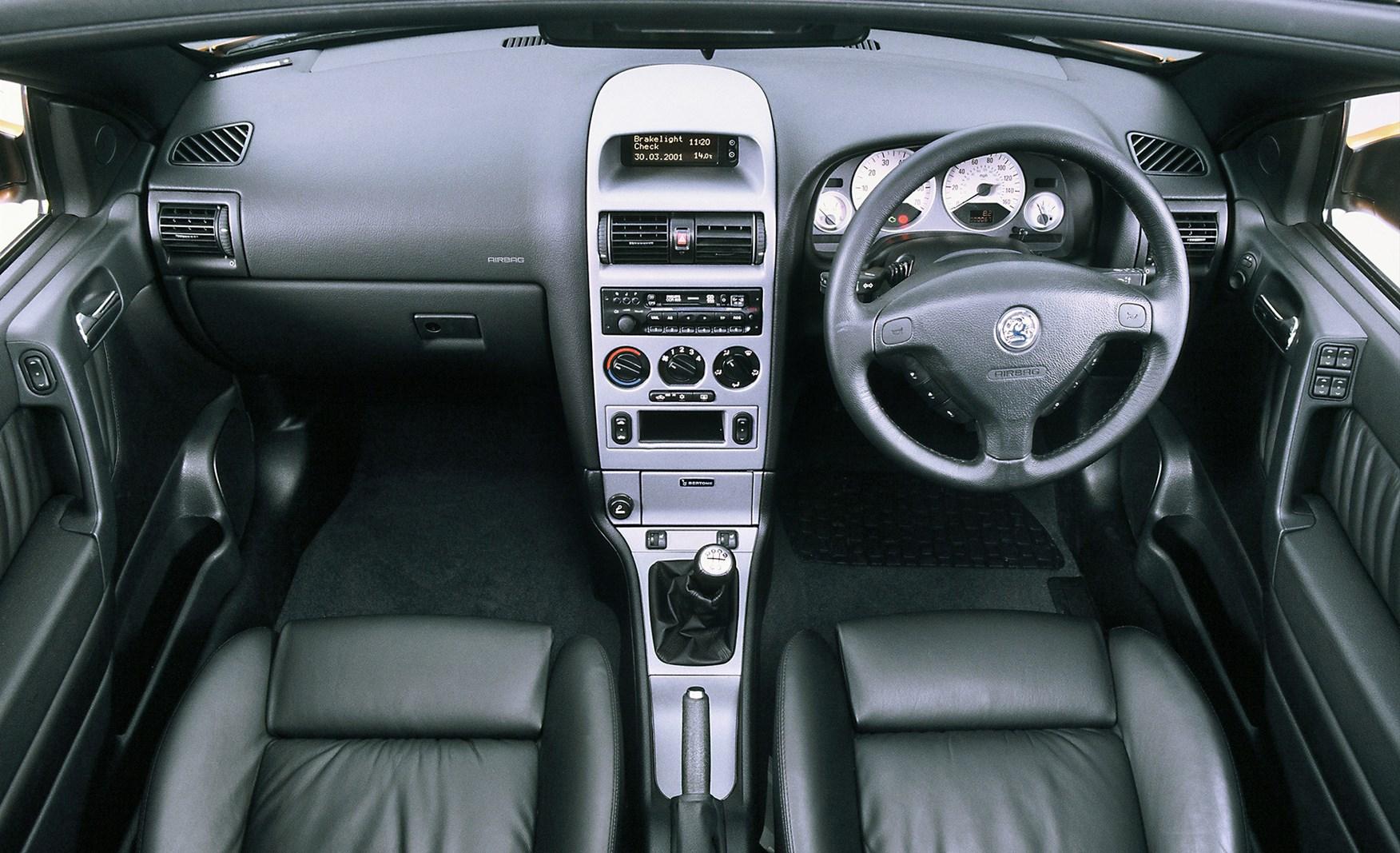 1998 2006 opel astra van truck review top speed - Behind The Wheel