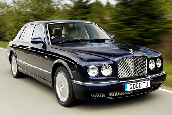 Bentley Arnage (98-09) - rated 4 out of 5