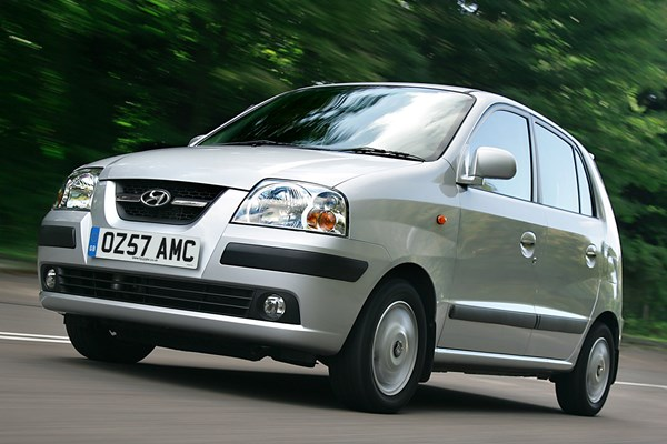 Hyundai Amica (06-09) - rated 2.5 out of 5