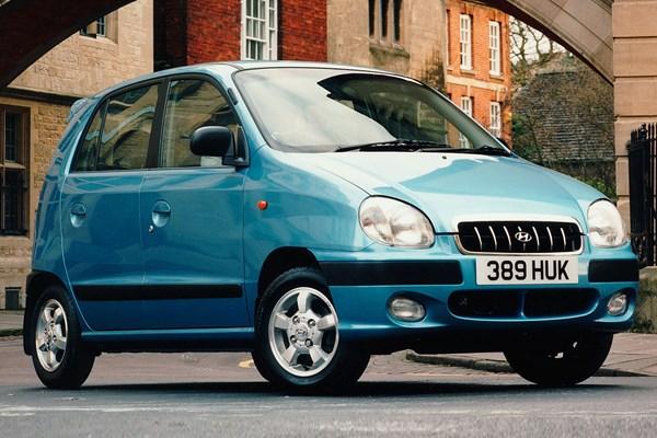 Hyundai Amica 2000-