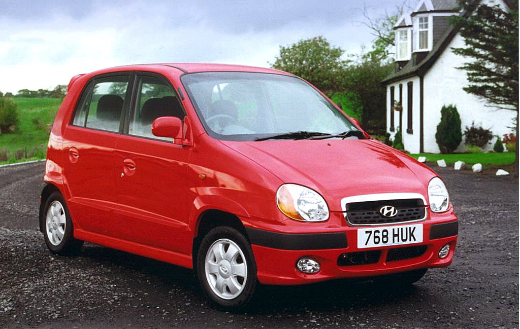 Hyundai Amica Hatchback 2000 2003 Photos Parkers