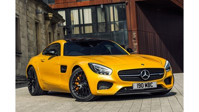 Mercedes-Benz AMG GT Coupe S AMG Speedshift DCT auto 2d
