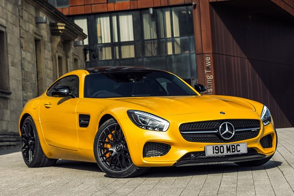 Mercedes-Benz AMG GT (2015 onwards) Used Prices