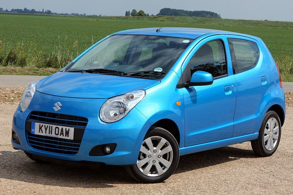 suzuki alto hatchback from 2009 used prices parkers. Black Bedroom Furniture Sets. Home Design Ideas