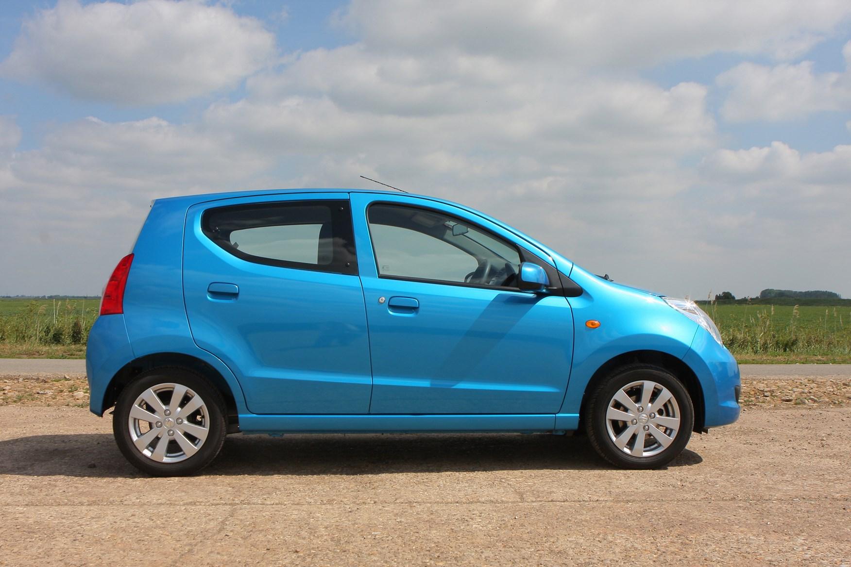 Suzuki Alto Hatchback (2009 - 2014) Photos   Parkers