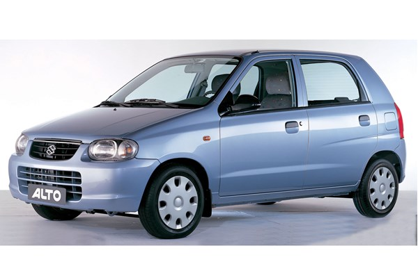 Suzuki Alto Hatchback From 2003 Used Prices Parkers