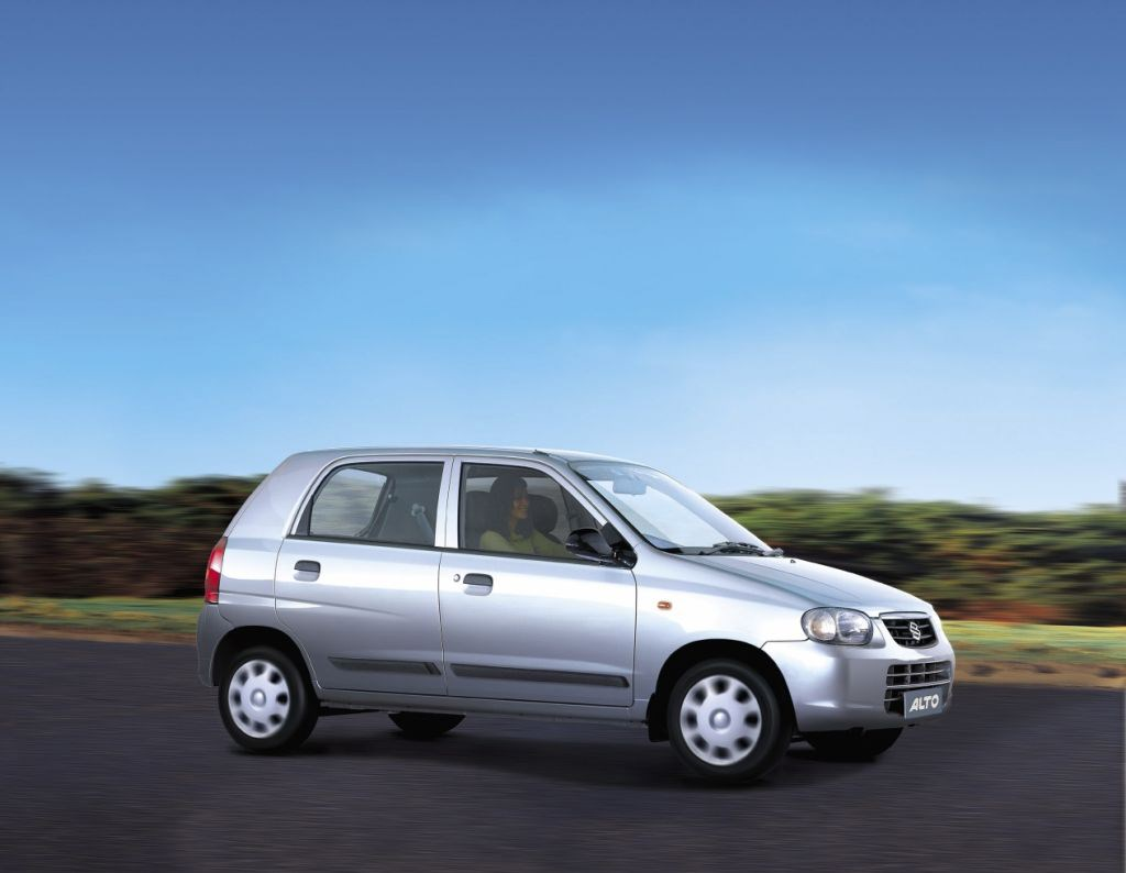 suzuki alto hatchback 2003 2005 driving performance parkers. Black Bedroom Furniture Sets. Home Design Ideas