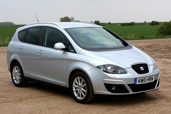Seat Altea Xl Review 2007 2015 Parkers