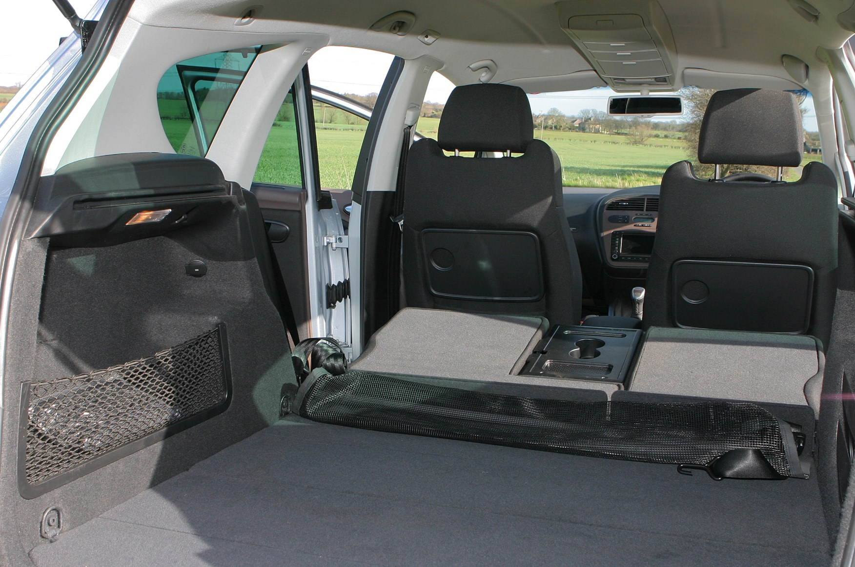 SEAT Altea Freetrack 4 (2007 - 2009) Features, Equipment and ...