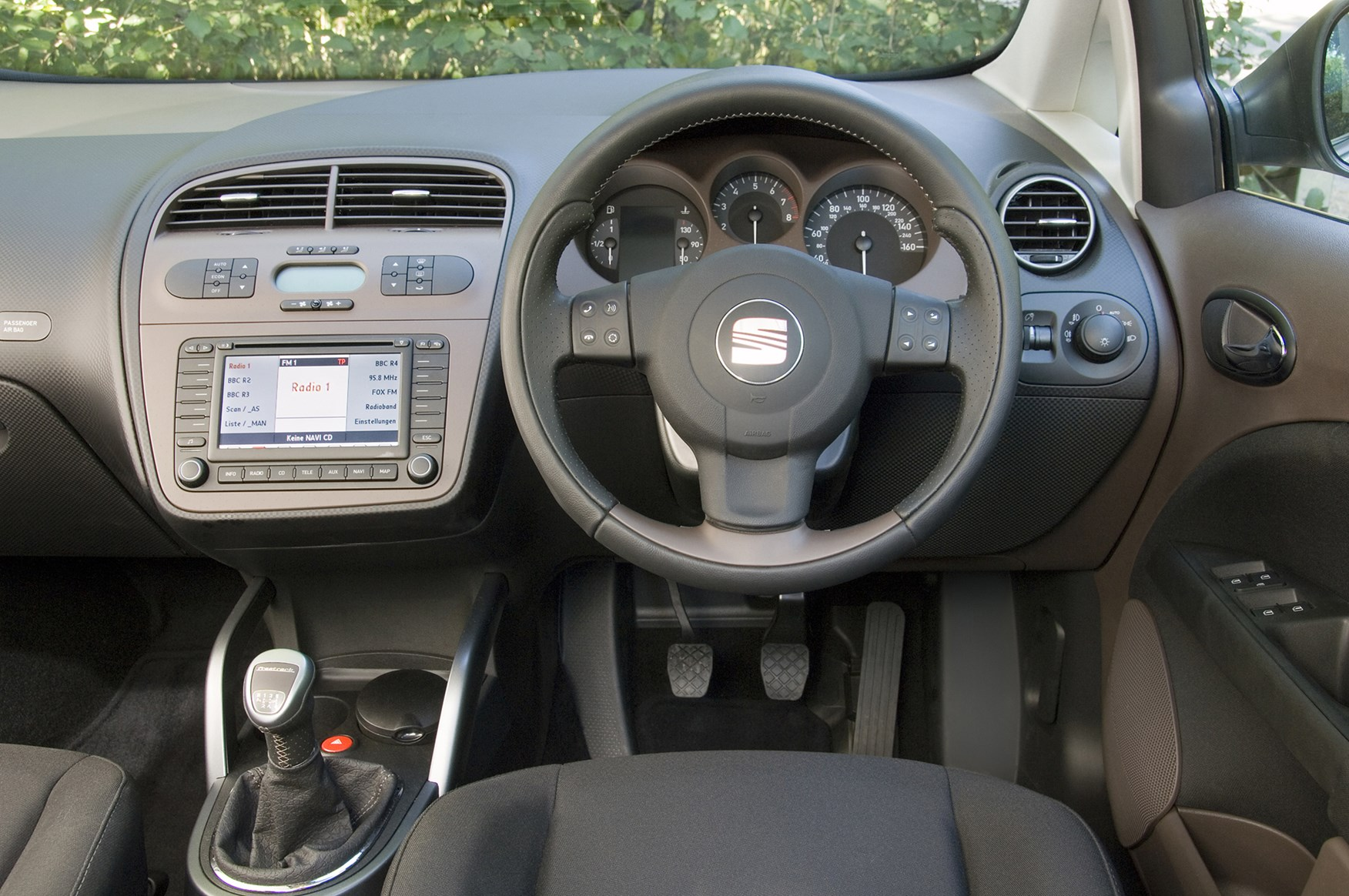 SEAT Altea Freetrack 4 (2007 - 2009) Driving & Performance | Parkers