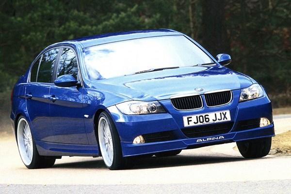BMW Alpina Saloon (2000 - 2009) Used Prices