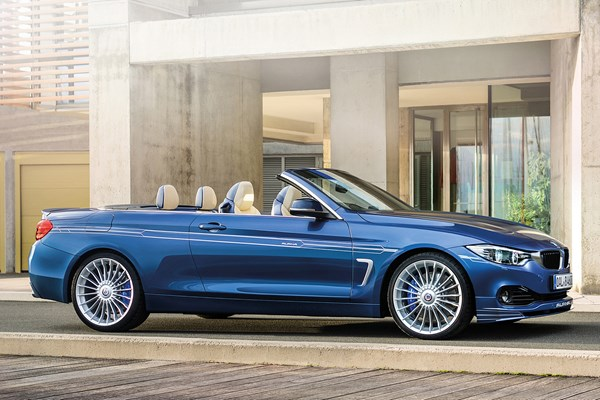 BMW Alpina Convertible (2008 onwards) Used Prices