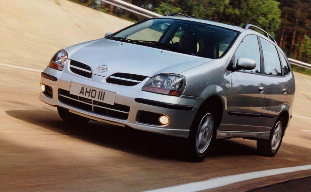 Nissan Almera Tino Estate (2000 - 2005) Photos | Parkers