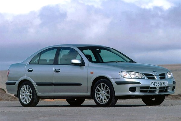 Nissan Almera Saloon (2001 - 2006) Used Prices
