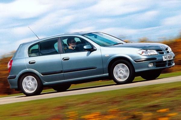 Nissan Almera Hatchback (1995 - 2000) Used Prices