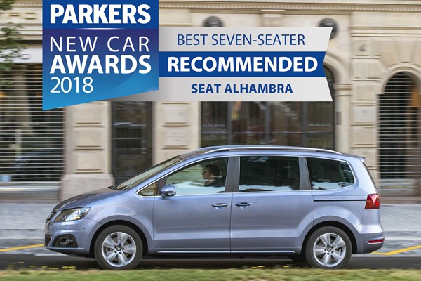 SEAT Alhambra review