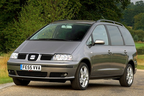 seat alhambra estate review (2000 - 2010) | parkers