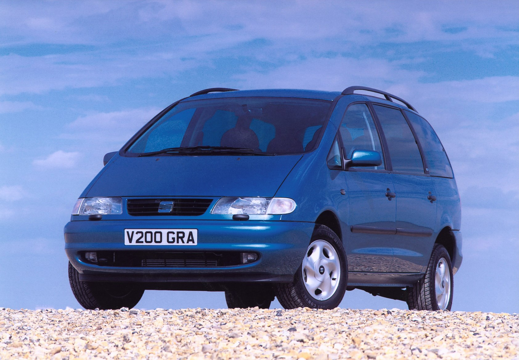 seat alhambra estate 1996 2000 photos parkers. Black Bedroom Furniture Sets. Home Design Ideas