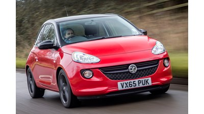 Vauxhall Adam Hatchback 1.2i Energised 3d
