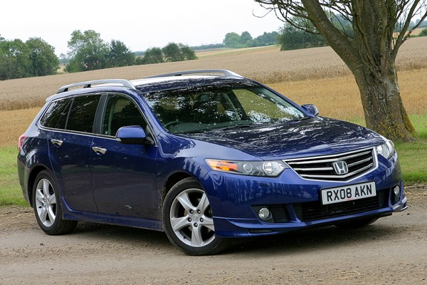Honda Accord Tourer (08 15)   Rated 3.5 Out Of 5