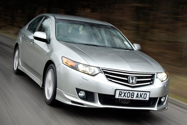 Honda Accord Saloon 2008-